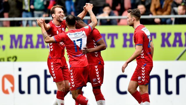 FC Utrecht mengalahkan Fortuna setelah pertandingan buruk dan naik ke tempat kelima