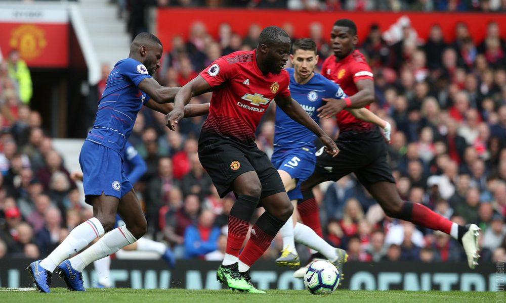 Raksasa Club Papan Atas Manchester United Telah Ditahan Imbang Saat Berhadapan Dengan Club Chelsea Di Old Trafod