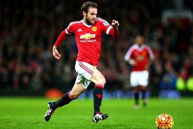 Striker Manchester United Juan Mata Dikabarkan Telah Masuk Radar Pemburuan Club Barcelona