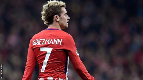 Masa Depan Sang Pemain Bintang Antoine Griezmann Dikabarkan Masih Menjadi Teka-Teki Di Atletico Madrid