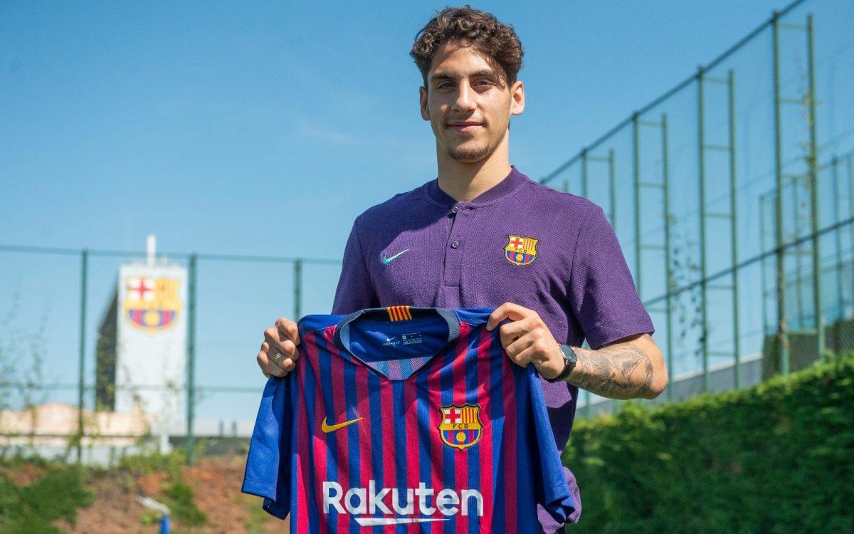 Ludovit Reis melakukan debutnya sehari setelah transfer Barcelona