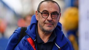 Maurizio Sarri Resmi Latih Juventus